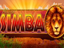 Онлайн слот African Simba с бонусом