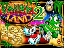 Fairy Land 2 - онлайн аппарат с бонусом