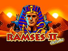 Автомат Ramses II Deluxe с бонусом
