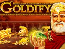 Онлайн слот Обрати В Золото