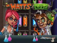 Игровой аппарат Dr Watts Up