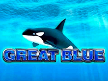 Игровой автомат Great Blue