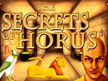 Азартная игра Secrets Of Horus