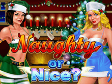 Онлайн слот Naughty Or Nice