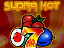 Онлайн слот Supra Hot