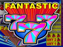 Слот Fantastic Sevens