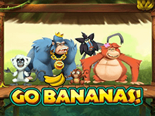 Игровой слот Go Bananas!