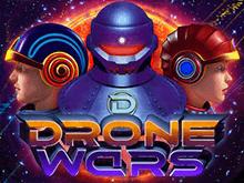 Онлайн слот Drone Wars