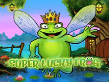 Игровой автомат Удачливая Лягушка
