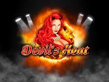 Игровой автомат Devil's Heat