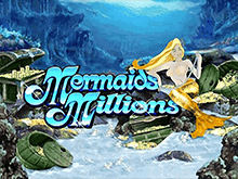 Игровой слот Mermaids Millions