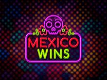 Игровой автомат Mexico Wins